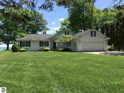 Tawas City MI Single Family Home For Sale: $460,000