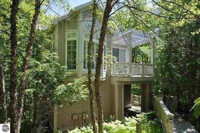Leelanau County Condo For Sale: 37 Brook Hill Cottages