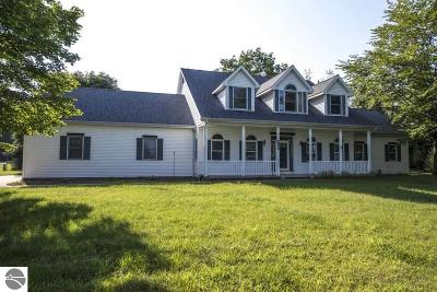 Alcona County Single Family Home For Sale: 3471 N Lake Shore Drive