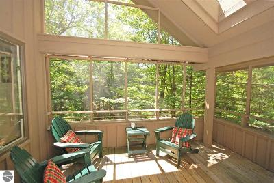 Leelanau County Condo For Sale: 44 Hawk Nest #44