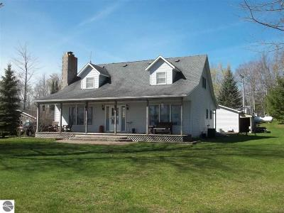 Ogemaw County Single Family Home For Sale: 644 Lake View Drive