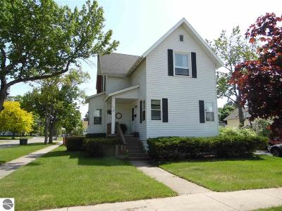 East Tawas MI Single Family Home For Sale: $142,000