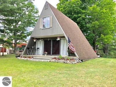 Alcona County Single Family Home For Sale: 1157 Richardson Road