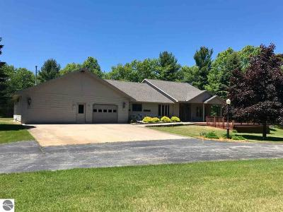 Oscoda Single Family Home For Sale: 3655 Rollin Hill Court
