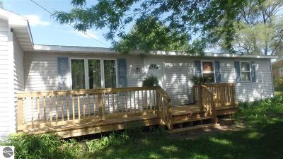 Mt Pleasant Single Family Home For Sale: 3731 S Shepherd Road