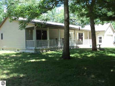 Oscoda Single Family Home For Sale: 2080 Alley Street