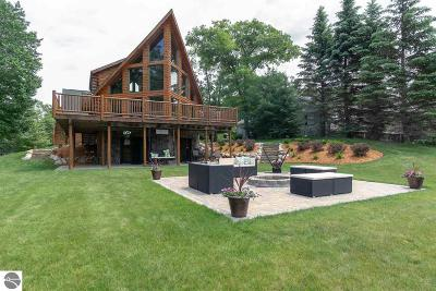 West Branch Single Family Home For Sale: 3386 S Ogemaw Trail