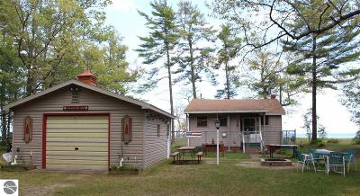 East Tawas MI Single Family Home For Sale: $110,000