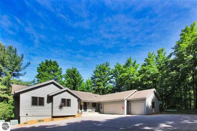 Leelanau County Single Family Home For Sale: 11707 E McAllister Road