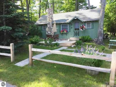 Leelanau County Single Family Home For Sale: 431 Shabwasung #3