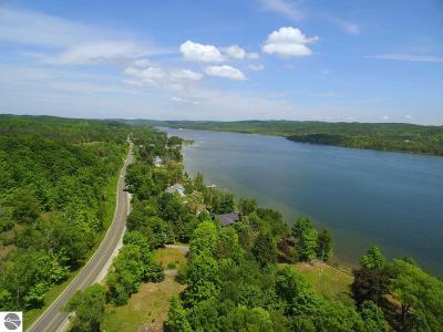 Leelanau County Single Family Home For Sale: 2301 S Lake Shore Drive