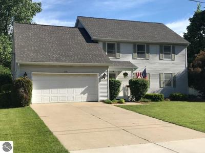 Alma Single Family Home For Sale: 4196 Riverview Drive