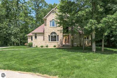 Mt Pleasant Single Family Home For Sale: 1535 E Shagbark St