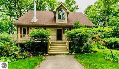 Central Lake Single Family Home For Sale: 3184 Kiessel Road