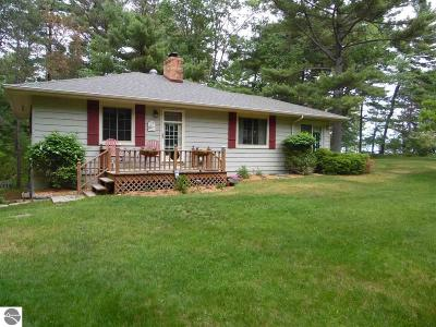 East Tawas MI Single Family Home For Sale: $384,500