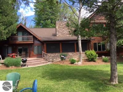 Single Family Home For Sale: 208 Harbor