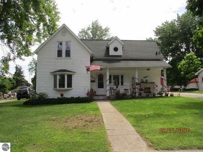 Alma Single Family Home For Sale: 1030 Eastward Street