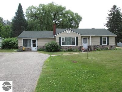 West Branch Single Family Home For Sale: 1969 W M-55