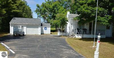 Ogemaw County Single Family Home For Sale: 1230 S Sage Lake Road