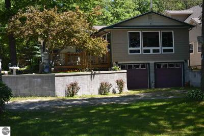 Greenbush Single Family Home For Sale: 3632 Cedar Lake Drive