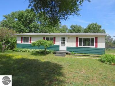 Oscoda Single Family Home For Sale: 4588 Del Rosa Drive