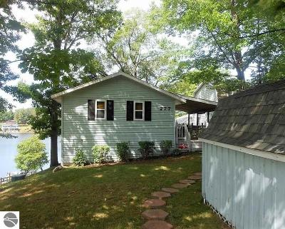 Ogemaw County Single Family Home For Sale: 277 N Sage Lake Road