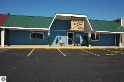 West Branch Commercial For Sale: 103 Plaza Drive