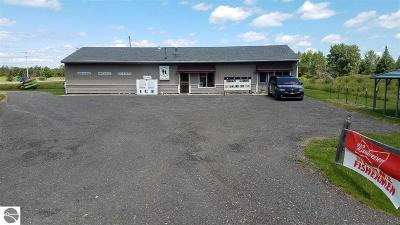 Lupton Commercial For Sale: 3519 E Sage Lake Road