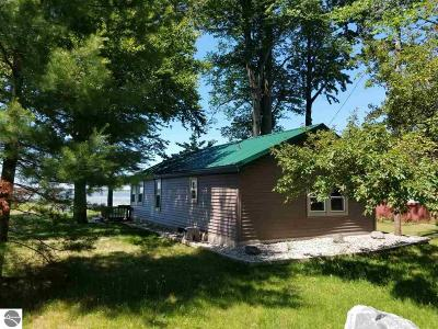 East Tawas MI Single Family Home For Sale: $78,500
