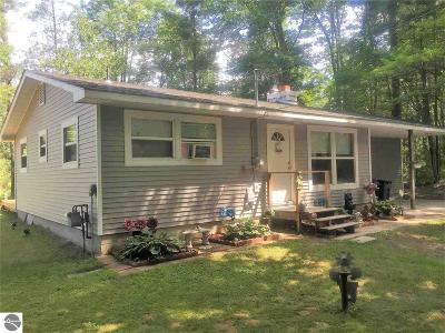 East Tawas MI Single Family Home For Sale: $69,000