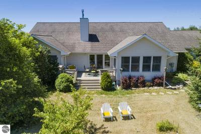 Suttons Bay Single Family Home For Sale: 1661 S Kohler Road