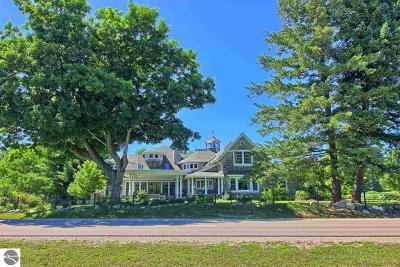 Single Family Home For Sale: 10891 Bluff Road