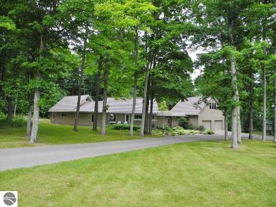 Leelanau County Single Family Home For Sale: 2041 S French Road