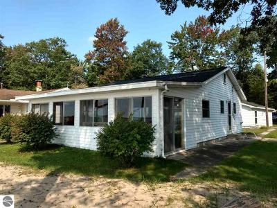 Au Gres Single Family Home For Sale: 4106 E Michigan Avenue