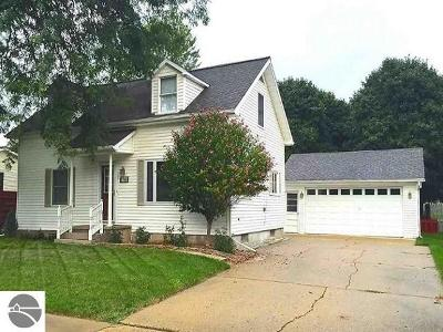 Mt Pleasant Single Family Home For Sale: 1706 W Broadway Street