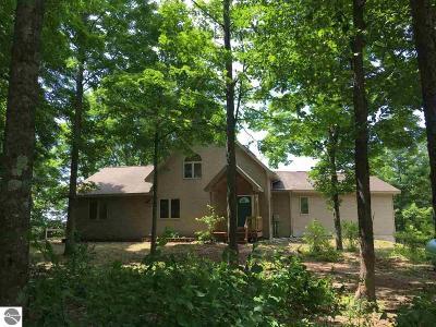 Leelanau County Single Family Home For Sale: 10677 S Fredrickson Road