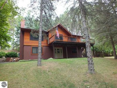 Central Lake Single Family Home For Sale: 6632 Farrell Road