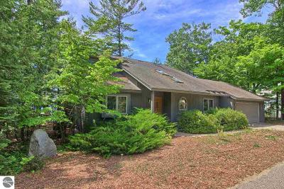Single Family Home For Sale: 4367 NE Torch Lake Drive