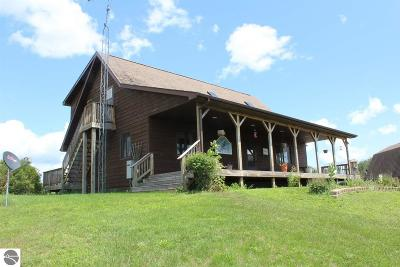 Iosco County Single Family Home For Sale: 2869 Binder Road