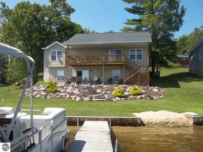Ogemaw County Single Family Home For Sale: 198 Lake Street