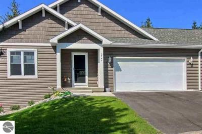 Traverse City Single Family Home For Sale: Tbb 16697 Whispering Pines Trail