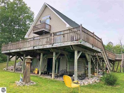 Hale Single Family Home For Sale: 4480 Lakeside