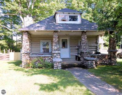 Greenbush Single Family Home For Sale: 2585 W Cedar Lake Road