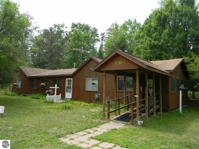 West Branch Single Family Home For Sale: 5199 N Fairview Road