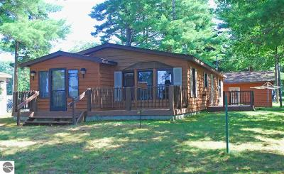 Oscoda Single Family Home For Sale: 4517 Van Etten Dam Road