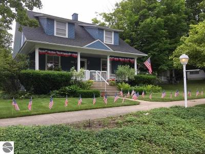 Leelanau County Single Family Home For Sale: 215 N Saint Marys Street