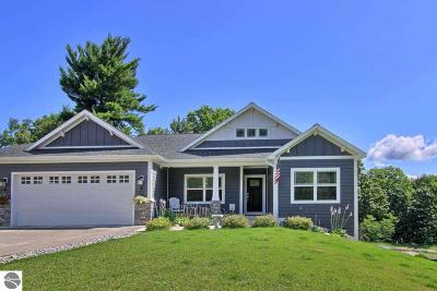 Traverse City Single Family Home For Sale: 1688 Incochee Hills Drive