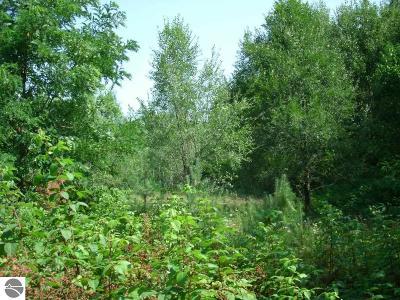 Kalkaska County Residential Lots & Land For Sale: Wood Road
