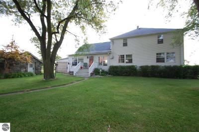 Ogemaw County Single Family Home For Sale: 3383 E M-55
