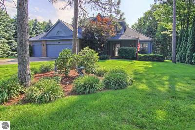 Traverse City Single Family Home For Sale: 3434 Holiday Village Road